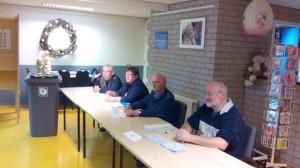 Leden van het stembureau